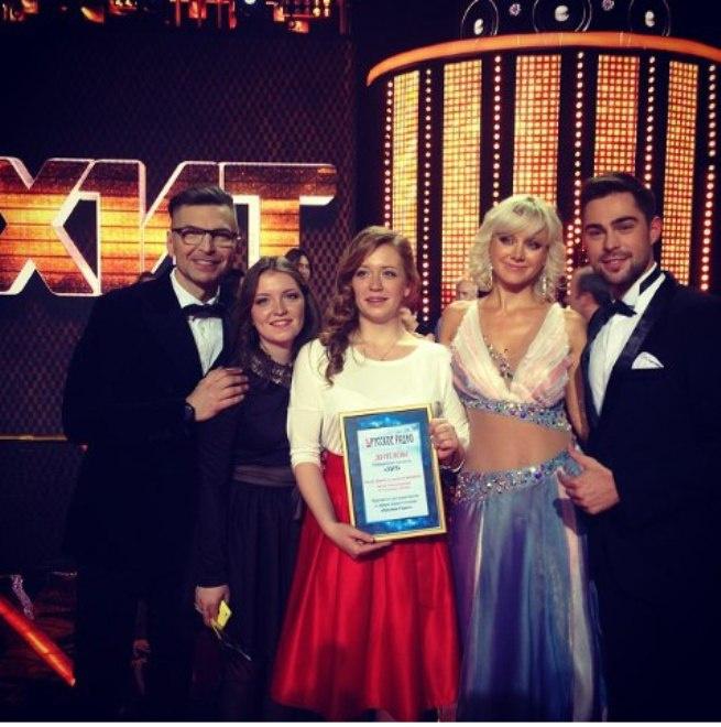 Победитель второго сезона шоу «Хит»