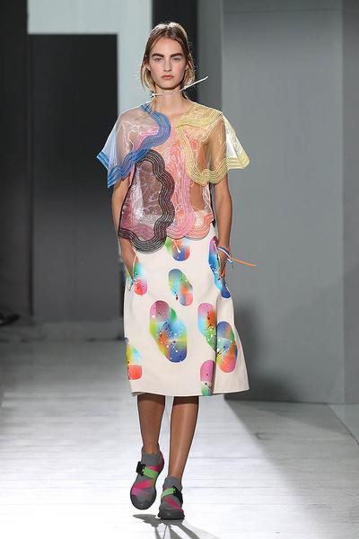 Неделя моды в Лондоне: день четвертый | галерея [1] фото [17]