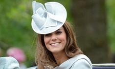 Кейт Миддлтон продала свои шляпы