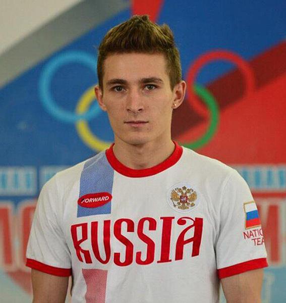 Давид Белявский, спортивная гимнастика, фото