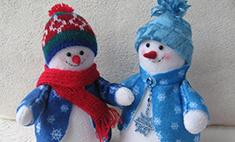 Зима по-ростовски: 800 нетающих снеговиков!