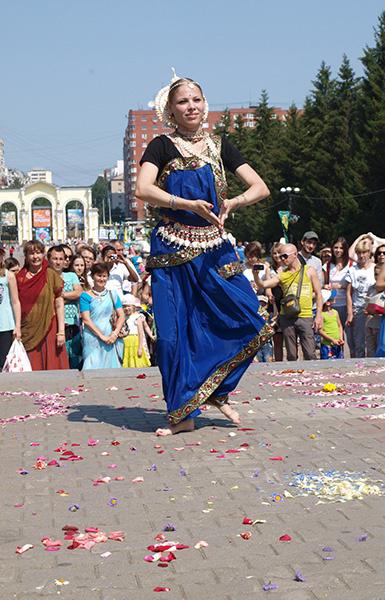 Индийский фестиваль