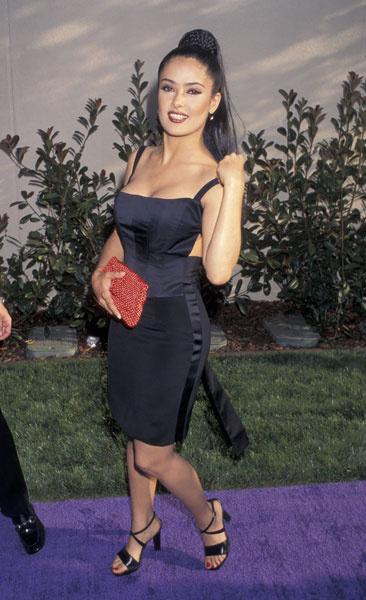 Сальма Хайек, 1996 год