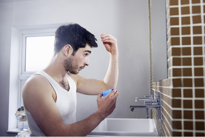 Гель для мужских волос