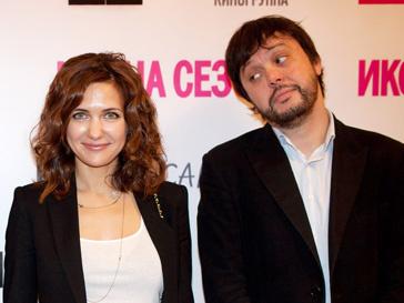 Екатерина Климова и Сергей Швыдкой