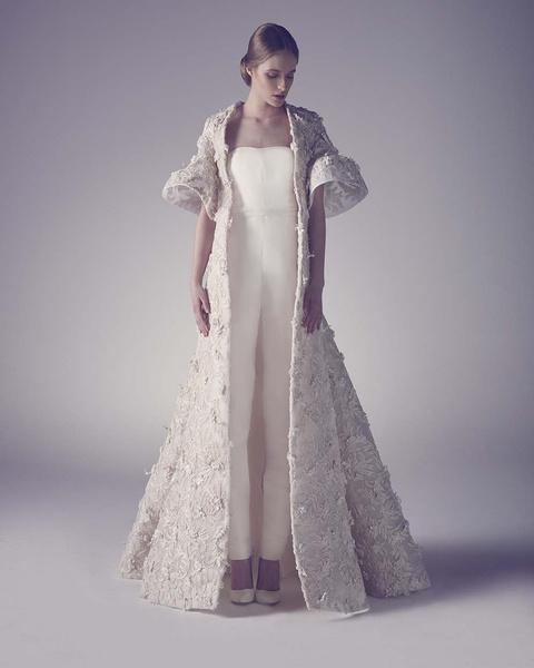 ЗАМУЖ НЕВТЕРПЕЖ: 10 самых красивых свадебных коллекций сезона | галерея [1] фото [1]