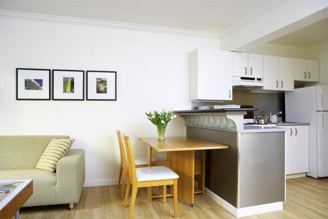 Как увеличить пространство маленькой квартиры