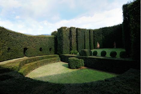 Вилла Марлия в Тоскане станет отелем | галерея [1] фото [21]