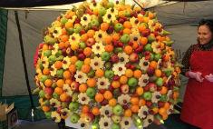 Омские фрукты попали в Книгу рекордов России