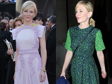 Кейт Бланшетт (Cate Blanchett) считает, что попасть в список худших нарядов крайне почетно