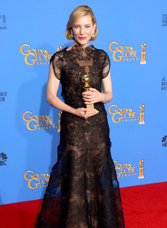 Золотой глобус 2014: фильмы-номинанты, получившие премию.