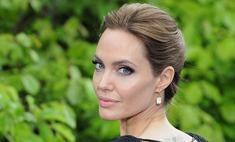 Дом мечты! Появились фото нового особняка Анджелины Джоли