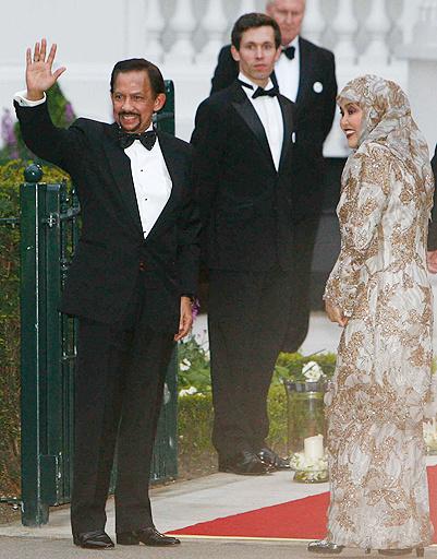 Король Брунея