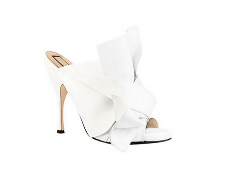 Самые модные свадебные туфли этого лета | галерея [1] фото [6]