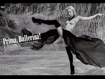 Karina Sarkissova, Карина Саркисова, русский балет