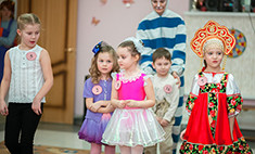 JUNIOR STAR-2015: во Владимире стартовал детский конкурс красоты