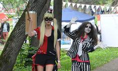 «Ярмарка Фест»: ниндзя, барабаны, циркачи и монстры!