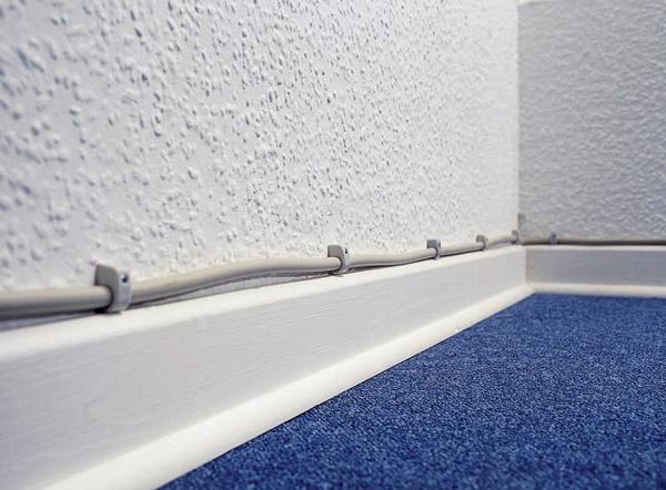 Способы прокладки кабелей