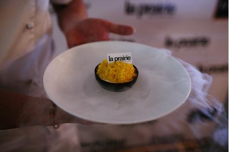Презентация la prairie Caviar Spectaculaire в Cristal Room Baccarat | галерея [1] фото [7]