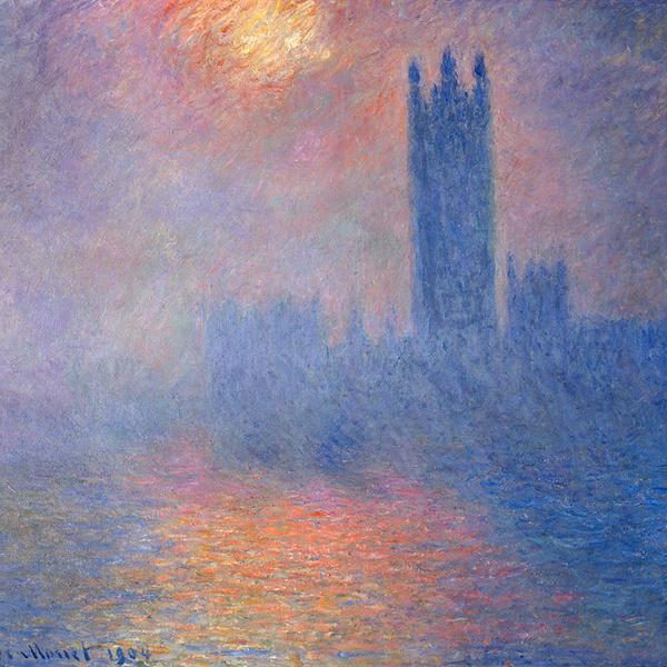 Клод Моне: 10 картин, на которые нужно смотреть именно осенью