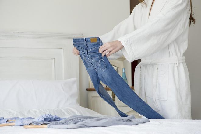 джинсы бананы с чем носить