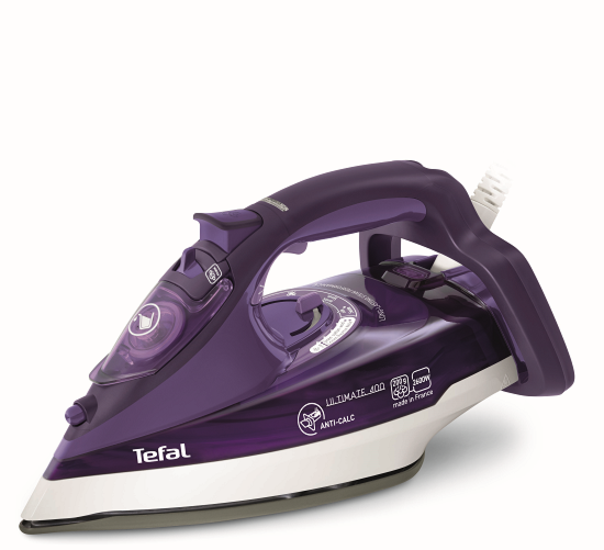 инновационный утюг tefal ultimate anti-calc fv9640