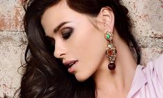 Елена Темникова: «Идеальный макияж? Удлини брови и добавь ресниц!»