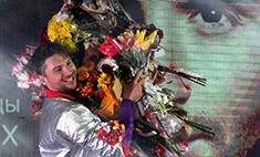 Сергей Лазарев дал первый концерт после больничного