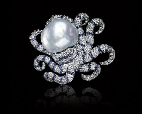 Tiffany & Co. представил новую коллекцию Высокого ювелирного искусства Blue Book   галерея [1] фото [11]
