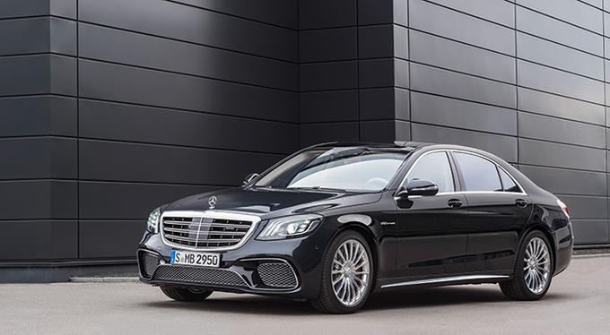 Mercedes-Benz S-Класс – эталон комфорта