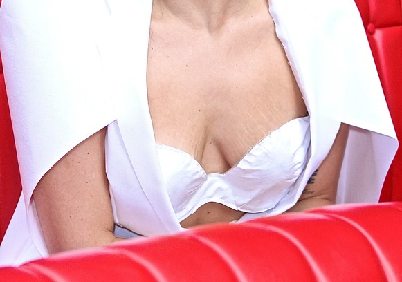 фото дряблой груди
