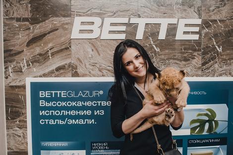"Корнер Bette открылся в салоне ""Макслевел"" | галерея [1] фото [5]"