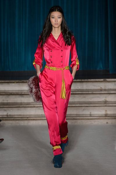 Неделя моды в Лондоне: 22 февраля   галерея [3] фото [10]