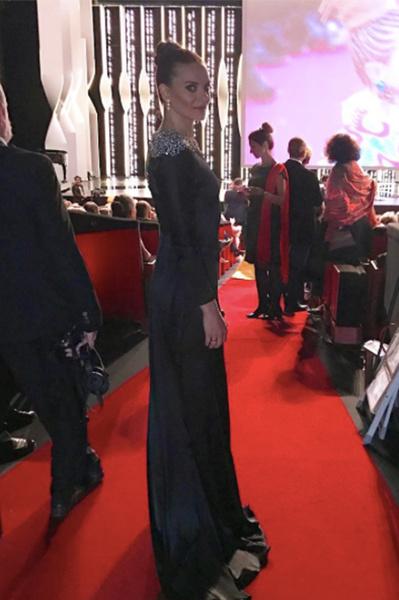 Елена Исинбаева на Каннском фестивале-2017