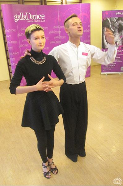 Научиться танцевать в Челябинске, танец на Новый год, фото, видео, подробности, Ча-ча-ча