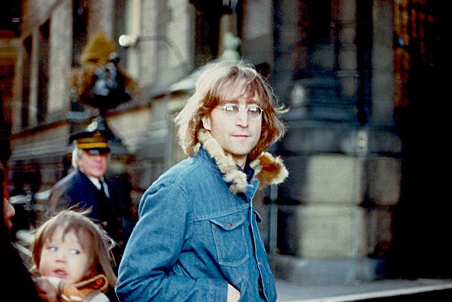 Джон Леннон: фото