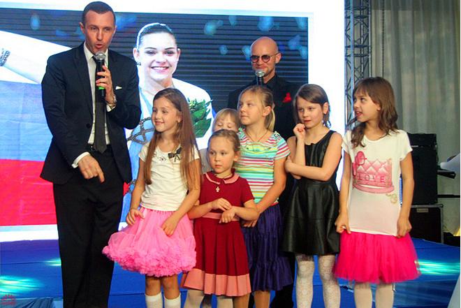Игорь Верник и дети: фото