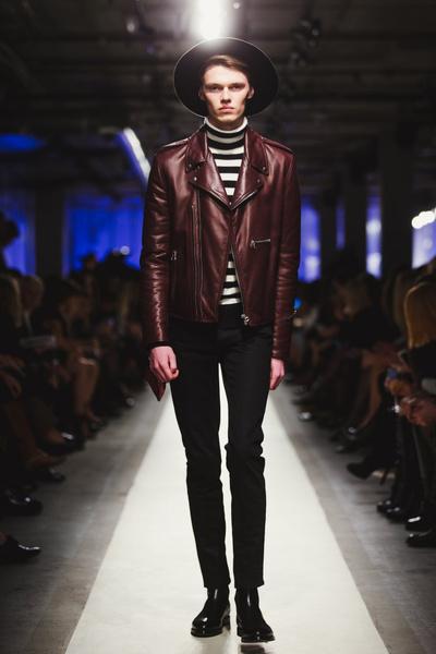 К зиме готовы: модный показ в ЦУМе | галерея [1] фото [13]