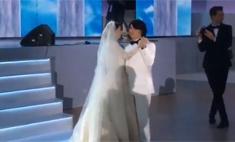 Первый свадебный танец Юдашкина подарила отцу