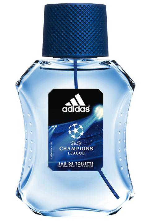 Туалетная вода UEFA от Adidas