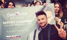 Лазарева на «Евровидении» оденет украинский дизайнер