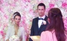 Фоторепортаж: Анна Грачевская вышла замуж во второй раз