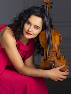 Алена Баева, Классика на Дворцовой 2015 концерт