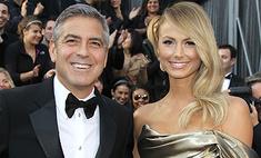 50-летний Джордж Клуни отрицает, что он гей