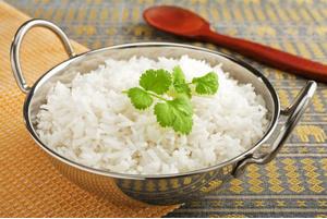 Как сделать рис сухим и рассыпчатым