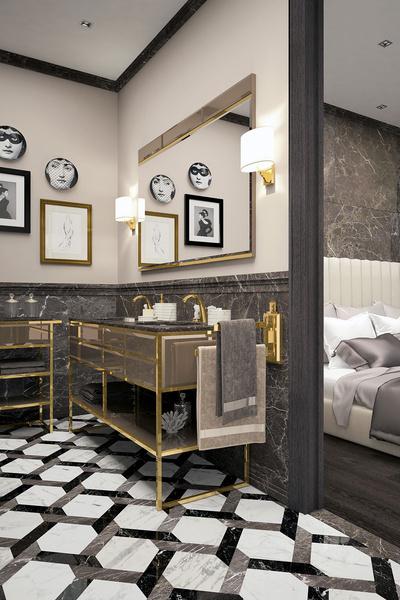 Новая коллекция мебели для ванной Academy от Oasis   галерея [1] фото [2]