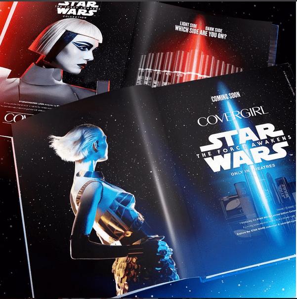В США выпустили косметику по мотивам «Звездных войн»