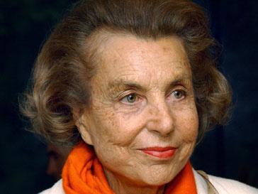 Лилиан Бетанкур считается самой богатой женщиной во Франции