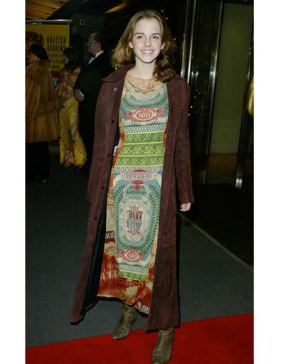 Эмма Уотсон (Emma Watson), 2003 год