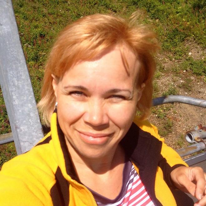 инстаграмеры на Байкале Наталья Кайгородова